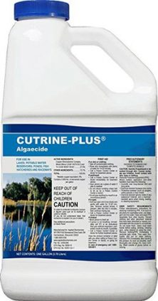 Cutrine Plus Liquid Herbicide